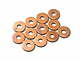 Copper Washers 50 Per Pkt