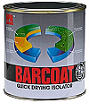 Barcoat Quick Drying - Isolator 1lt.