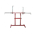 Adjustable Bumper Bar Stand