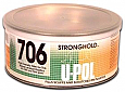 U-Pol Plast X Smooth High Adhesion Body Filler for Plastics 600ml