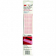 3M Press-In-Place Emblem Adhesive, 2 inch strips
