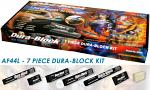 7 Piece Hook & Loop type Dura-Block Kit