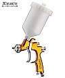 Star V3 Mini LVLP Gravity Gun Gold