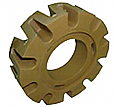 Pneutrend Replacement Eraser Wheel 105 X 30MM