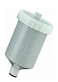 SATAjet Plastic Gravity Pot 600ml