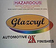 Glazcryl HS Colour fill Primer Filler Kit (4:1)