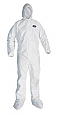 Tyvek overall one piece