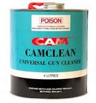 Cam Clean - Universal Spray Gun Cleaner 4lt